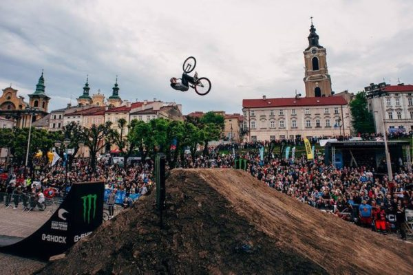 Bike Town Przemyśl 2016 Official Highlights