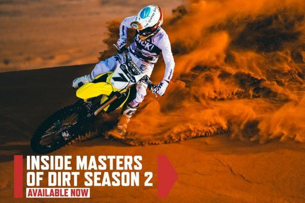 INSIDE THE MASTERS OF DIRT | SEASON 2 | TV SERIES